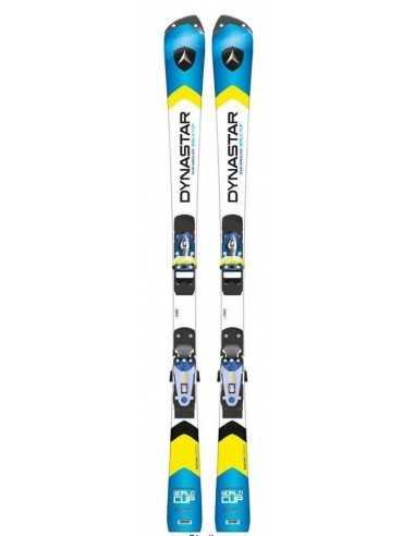 Esquis Dynastar Team Omeglass WC R20 PRO DACAX01 mas fixaciones LOOK Nova TEAM 7 FC0A034