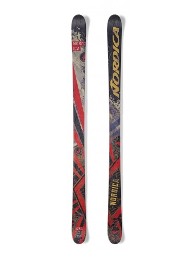 Esquis NORDICA THE ACE COMPETITION FLAT 0A438000 001