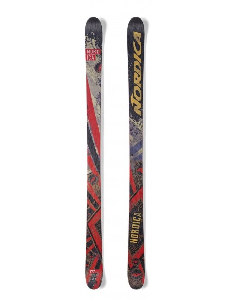 Esquis SKI NORDICA THE ACE COMPETITION 0A438000 001 MAS FIJACIONES HEAD ATTACK 13