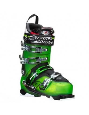 Botas de esqui Ski Boots Nordica NRGY PRO 1 GREEN TR.BLACK 05011 000 9T4 Esqui Outlet