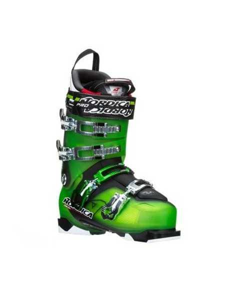 Botas de esqui Ski Boots Nordica NRGY PRO 1 GREEN TR./BLACK 05011 000 9T4