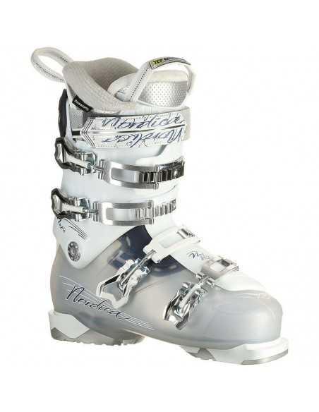 Botas de esqui Ski Boots Nordica NXT N3 W BLACK SMOKE TR./WHITE 05032 500V17