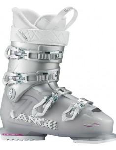 Botas de esqui Ski Boots LANGE SX 65 W LBC 6280 TRANSPARENTE SILVER