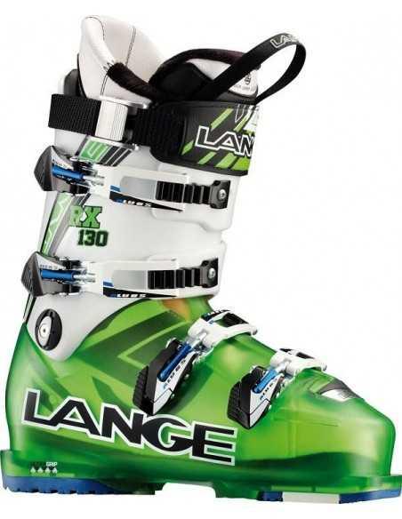 Botas de esqui Ski Boots LANGE RX 130 LB12030 TR. LIME/WHITE