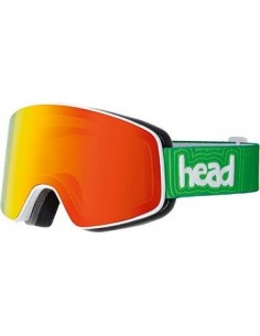 GAFAS MASCARA HEAD HORIZON FMR GREEN WHITE 370236