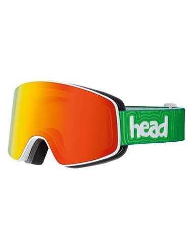 HEAD HORIZON FMR GREEN WHITE 370236 16-17