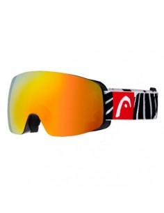 HEAD GALACTIC FS FMR BLACK/RED 371236 TEMP 16-17