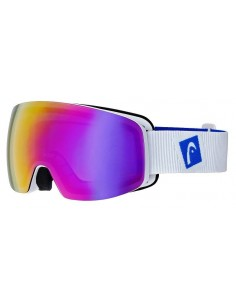 HEAD GALACTIC FMR 371266 WHITE/PINK TEMP 16-17