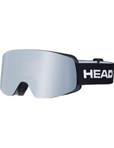 HEAD INFINITY RACE + SPARELENS BLACK 372006  TEMP 16-17