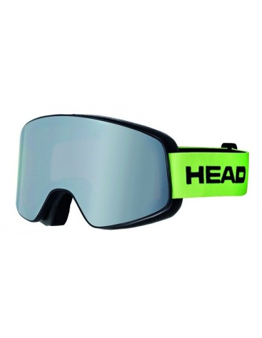 HEAD HORIZON RACE  DH + SPARELENS LIME 373305