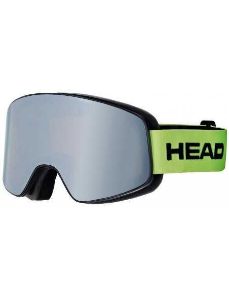 HEAD RACE LIME + SPARELENS 373324 TEMP 16-17