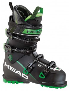 HEAD VECTOR EVO 120  BLACK/ANTH-GREEN 605026
