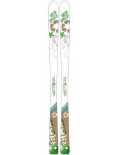 ESQUIS MOVEMENT GREEN APPLE SKI