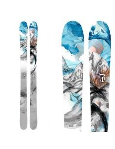 ESQUIS ICELANTIC NOMAD 95 16002