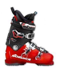 Botas de esqui Ski Boots Nordica N-MOVE 90 R ROJO TR./NEGRO 050M3400 7H7