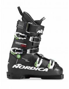 Botas esqui Nordica DOBERMANN WC EDT 130 NEGRO