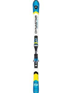 ESQUI SKI DYNASTAR OMEGLASS WC R 20 RACIND DADAZ02 MAS FIJACIONES SPX 12 MAXFLEX FCDA004