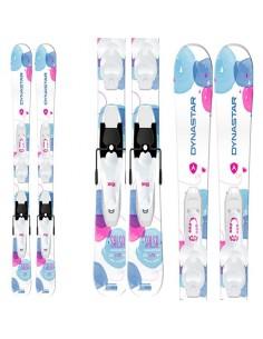 Esquis Ski Dynastar SALSA JR DAEJC03 mas fiJaciones LOOK KID X 4.0 FCED057