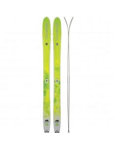 Esquis Ski Dynastar Cham Women 107 DACK501 mas fijaciones LOOK PX 12 FCDA010