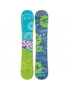 TAULA SNOWBOARD ROSSIGNOL DISTRICT AMPTEK MAS FIJACIONES BATTLE V2 RGD0022