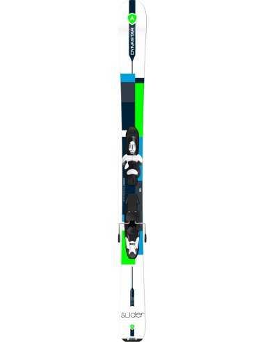 ESQUI SKI DYNASTAR SLIDER KID DAFJC01 MAS FIJACIONES KID-X 4 FCFK002