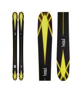 HEAD CICLIC 115 311304 mit skibindungen ATTACK13