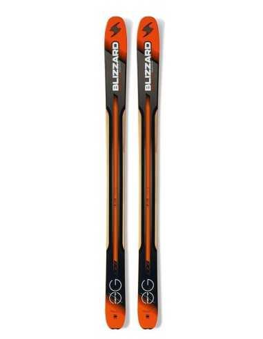 Esquí SKI BLIZZARD ZERO G 108 FLAT 8A515800 001 185