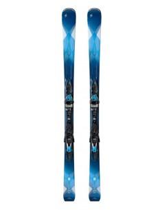Esquí SKI BLIZZARD QUATTRO W 8.0 Ti 8A608199001 MAS FIJACIONES TCX 12
