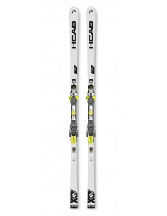 ESQUI SKI HEAD WC REBELS i. SG RD 318108 + FIJACIONES FREEFLEX EVO 11 100736