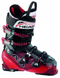 Head Adapt edge 100  TRS RED-BLACK 604109 14/15