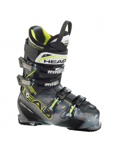Head Adapt edge 90  TRS. ANTH-BLACK/YELLOW 604135 14/15