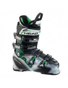 Head Adapt Edge 90 604136 TRSP./BLACK/GREEN  14/15