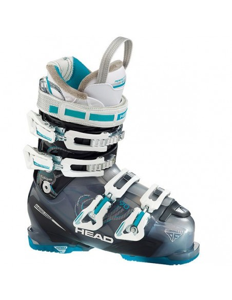 Botas de esqui Ski Boots Head Adapt Edge 90 W Trsp.Anthracite/Black 604139