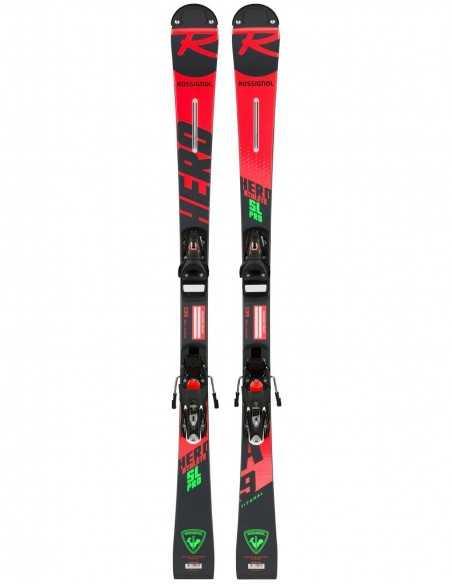 Slope skis