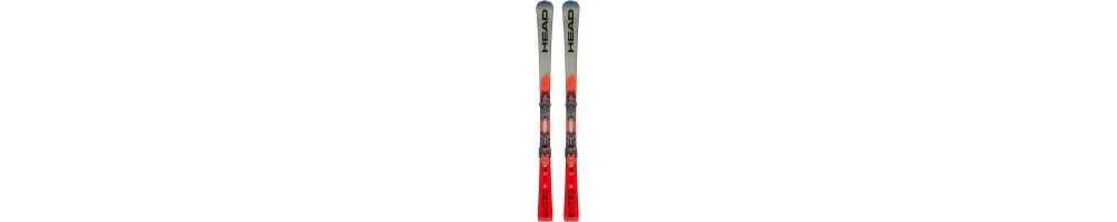 Polyvalent skis